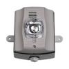 System Sensor P2WK-P 2 Wire Outdoor Horn Strobe Plain White