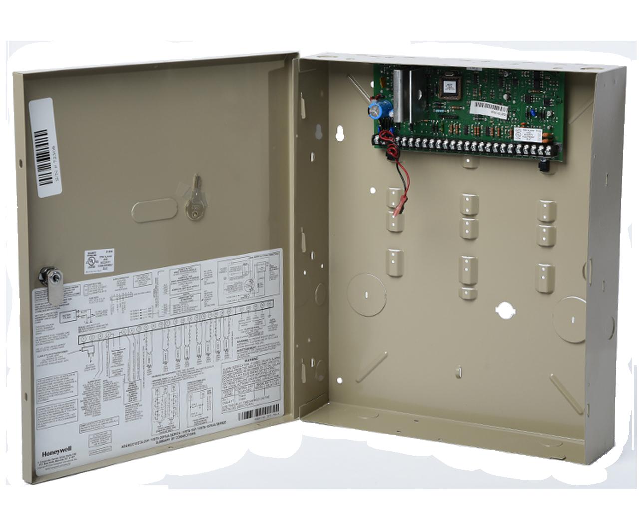 Honeywell Vista 20P Panel Version 10.23