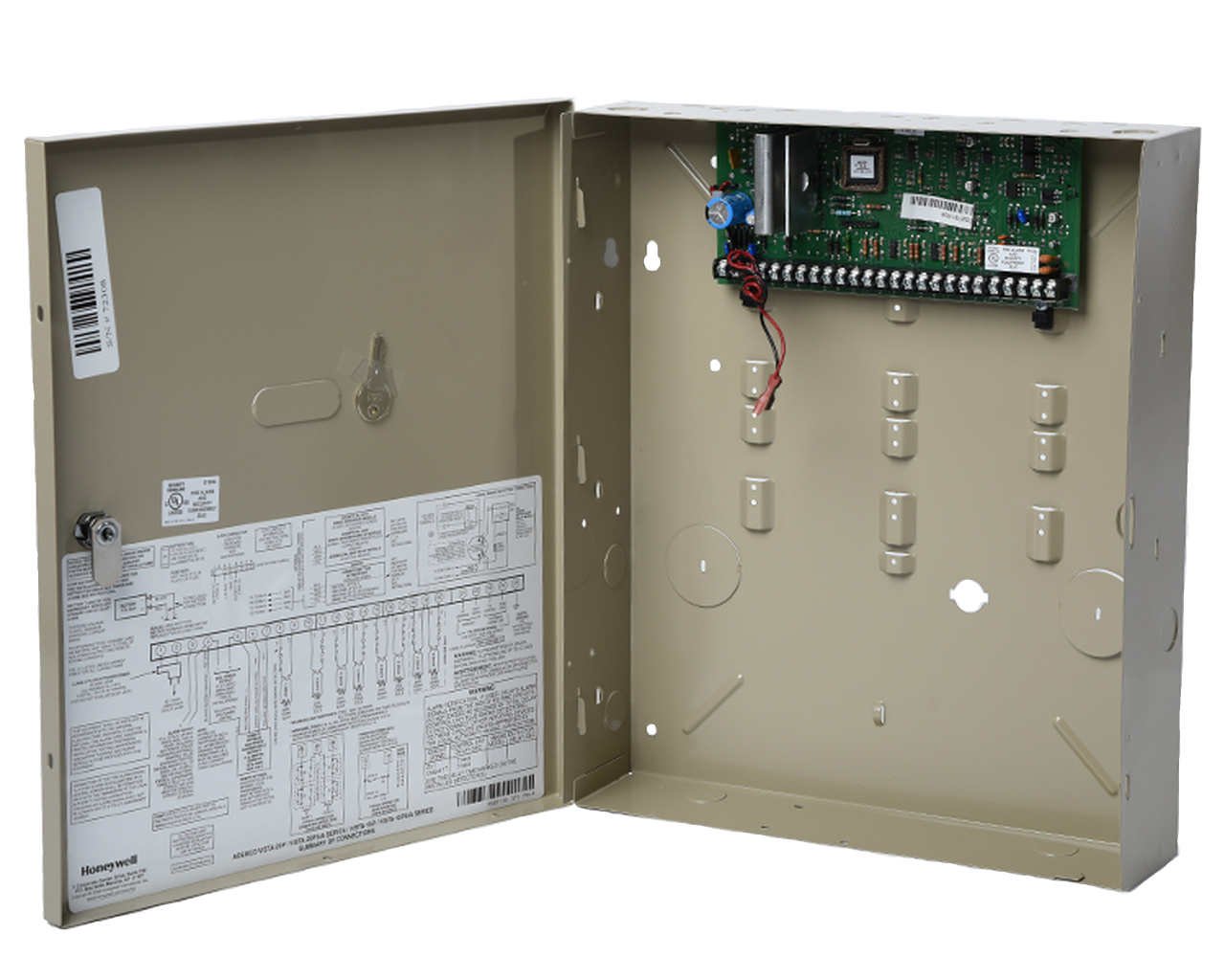 Honeywell Vista 20P Panel Version 10.23