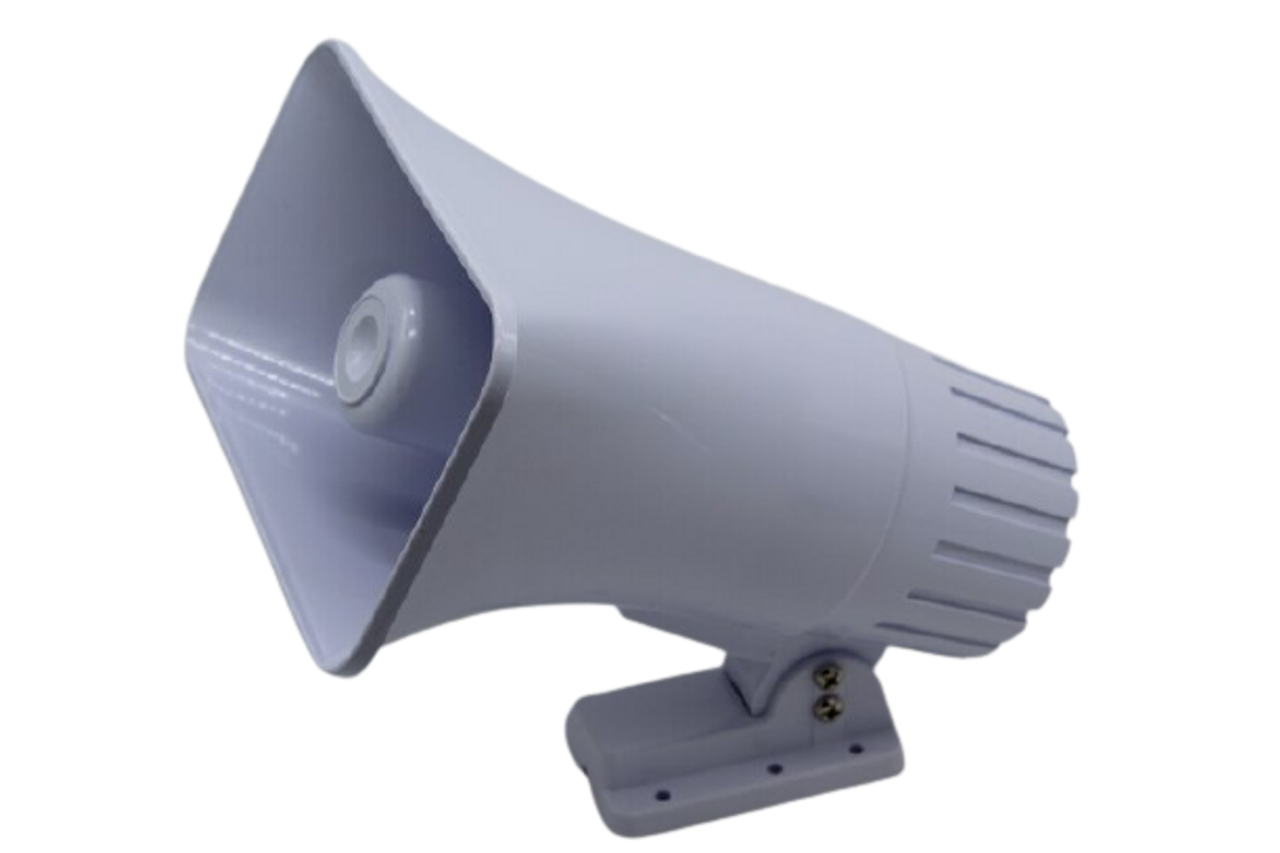 ELK Products Exterior Siren Dual Tone (Yelp and Steady) Self-Contained Siren