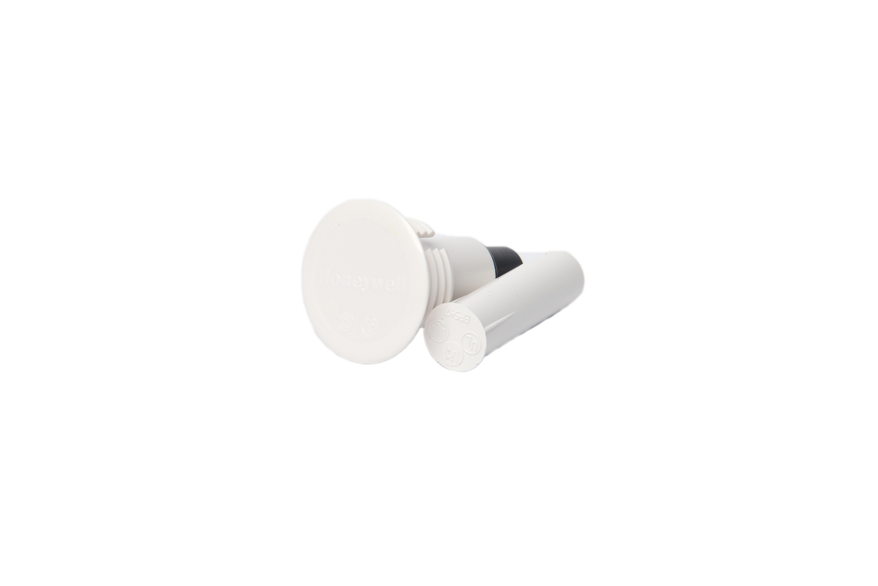 """Honeywell 944TSP-WH 3/4"""" Recessed Contact with Terminals and 3/8"""" Magnet (White)"""