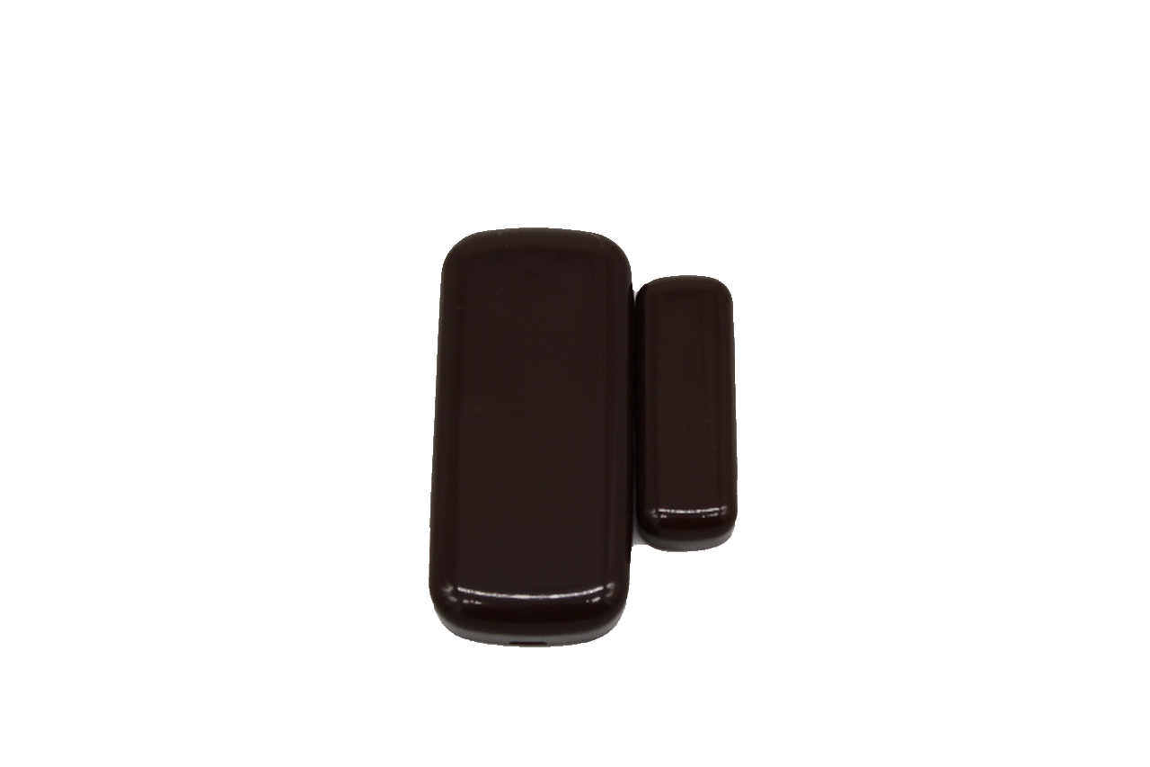 Honeywell 5800MINIBR Wireless Door/Window Sensor w/ Magnet (Brown)