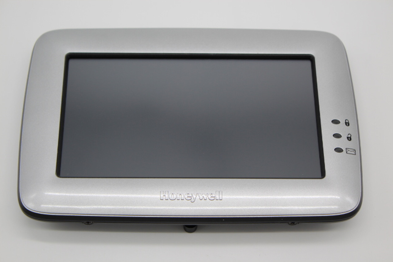 Honeywell 6280W TouchCenter Color Graphic Touchscreen Keypad White