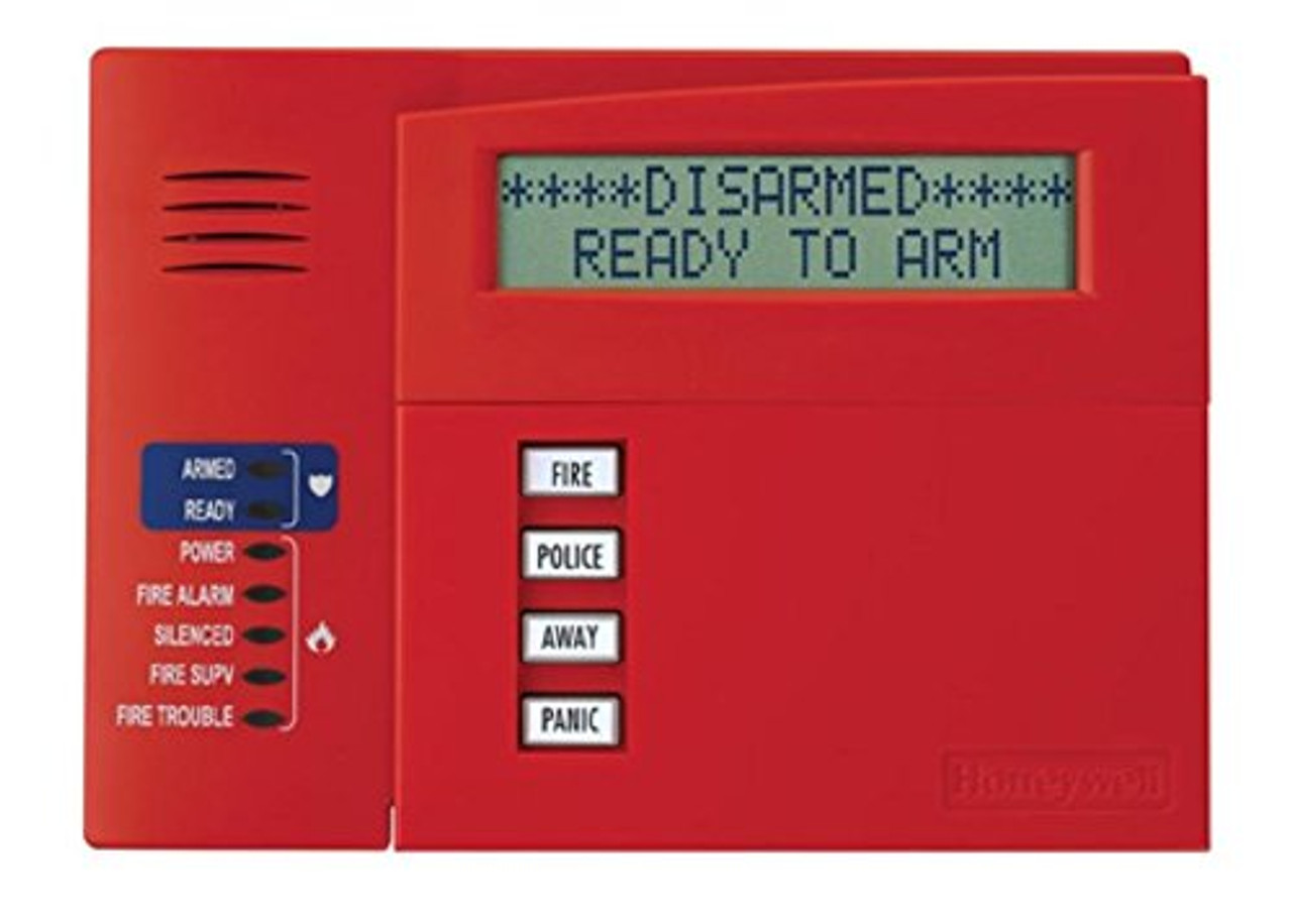 Honeywell 6160CR-2 Fire Keypad