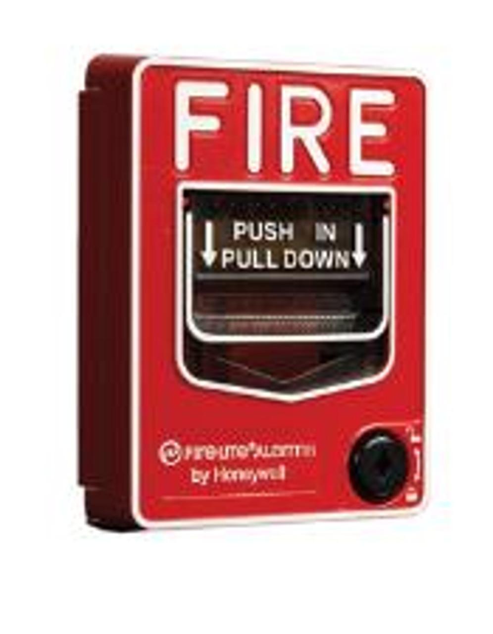 Fire-Lite by Honeywell BG-12 Pull Station
