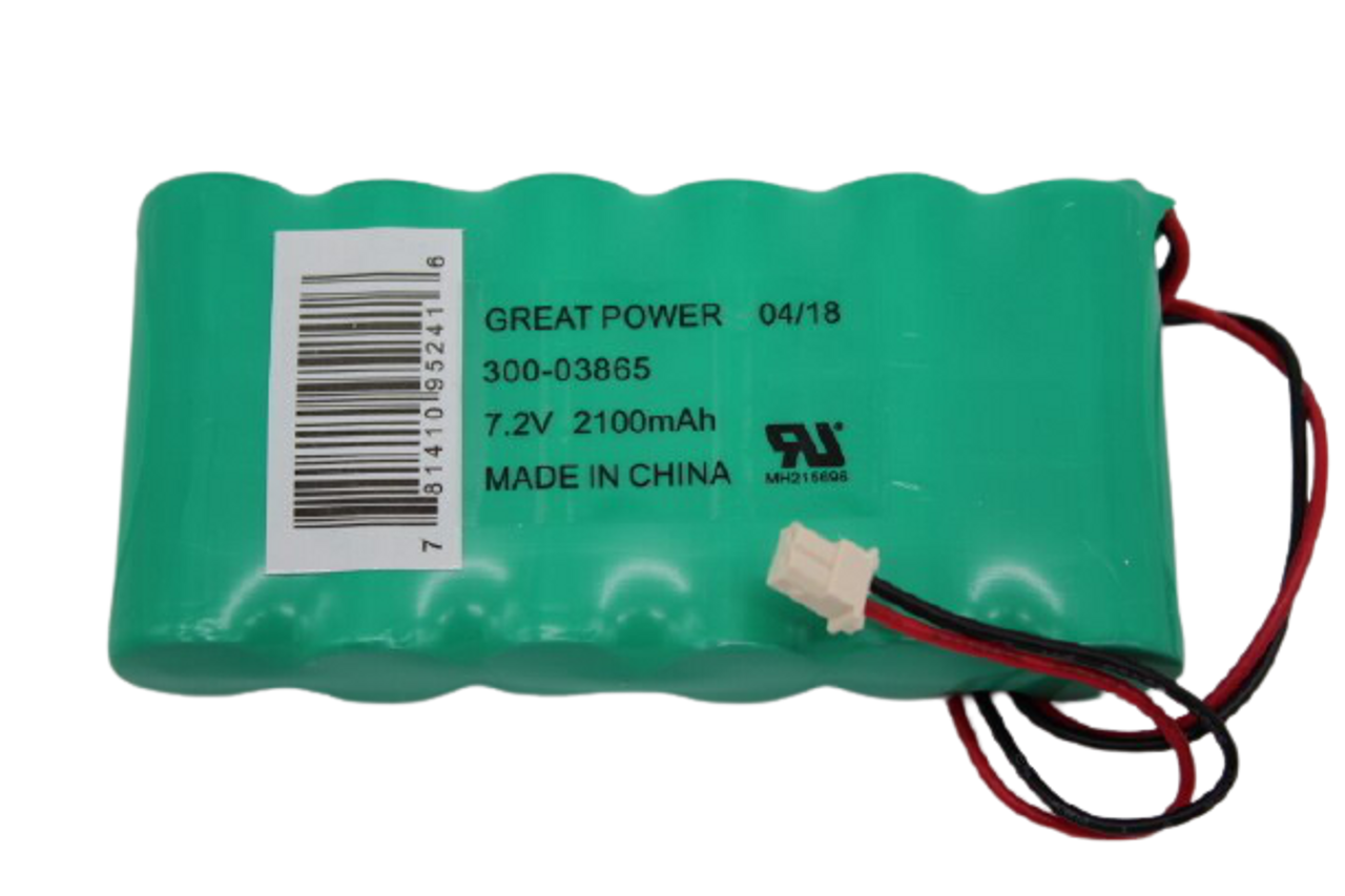 Honeywell LYNXRCHKIT-HC Rechargeable 7.2V 2100mAh Backup Battery