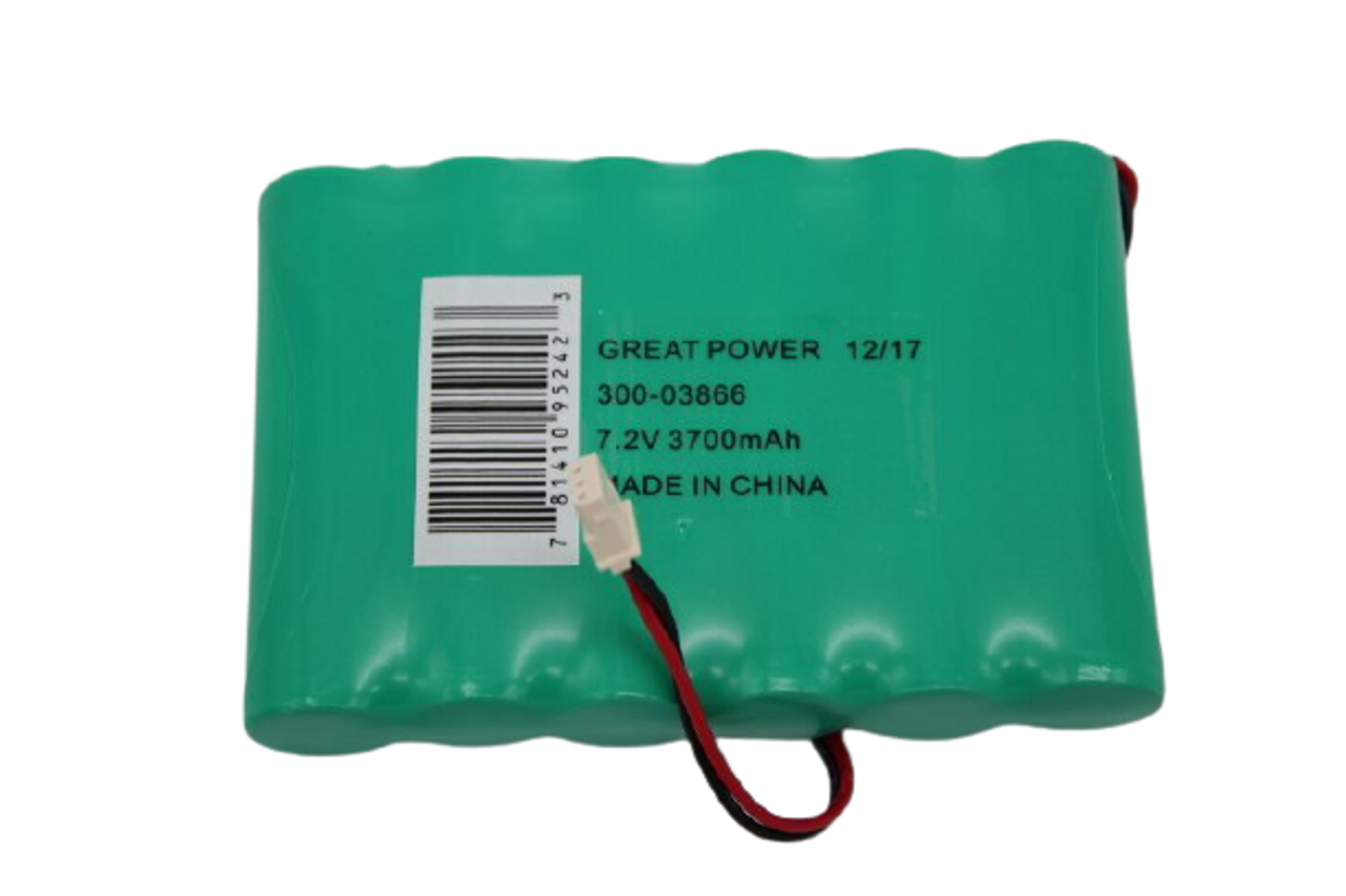 Honeywell LYNXRCHKIT-SHA Rechargeable 7.2V 3700mAh Backup Battery
