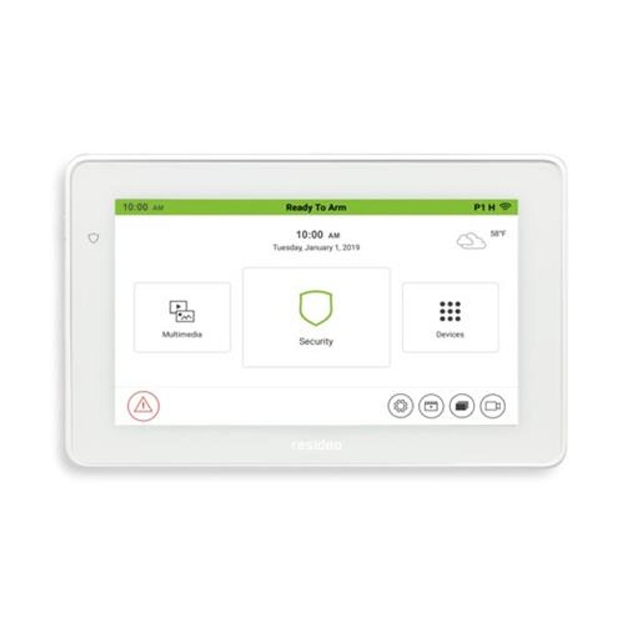 Honeywell Tuxedo Touchscreen Keypad and Smart Controller