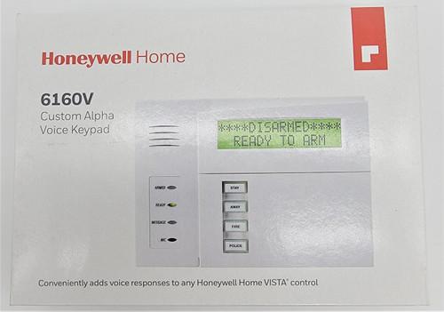Honeywell 6160V Custom Alpha Voice Keypad