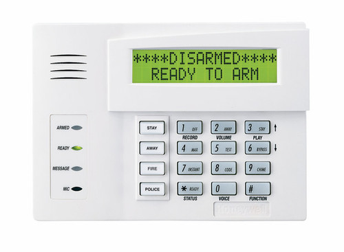 Honeywell 6160V Custom Alpha Voice Keypad