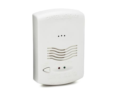 System Sensor Carbon Monoxide Gas Detector 4-Wire 12/24V with Real Test