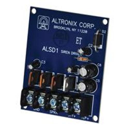 Altronix ALSD1 Siren Driver