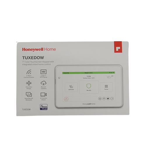 Honeywell Tuxedo Touchscreen Keypad and Smart Controller