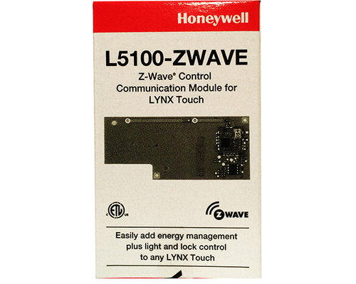 Honeywell L5100-ZWAVE Module for Lynx Touch Panels