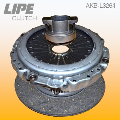 AKB-L3264: 430mm Clutch Kit for Scania trucks