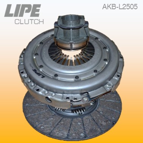 AKB-L2505: 362mm Clutch Kit for DAF trucks