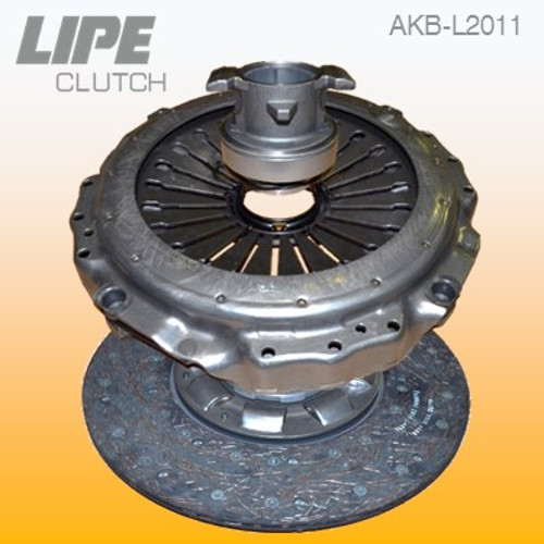 AKB-L2011: 430mm Clutch Kit for Iveco and MAN trucks