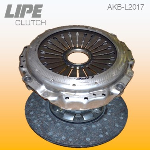 430mm Clutch Kit for Scania trucks including 4 series. Contact us to check your application details.