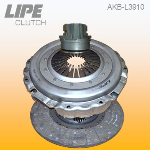 395mm Clutch Kit for Renault C/D-Series and Volvo FE/FL trucks. Contact us to check your application details.