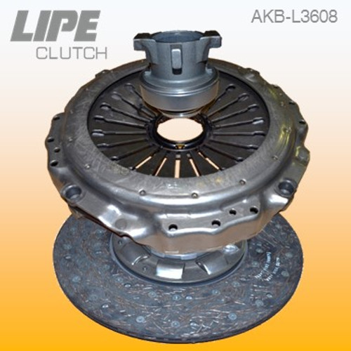 430mm Clutch Kit for Iveco Stralis and Trakker trucks. Contact us to check your application details.