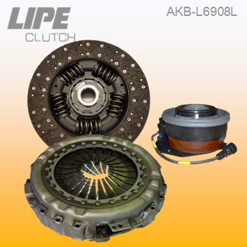 430mm Clutch Kit for Renault C/D/K Series and Volvo FH II/FM/FMX trucks. Contact us to check your application details.