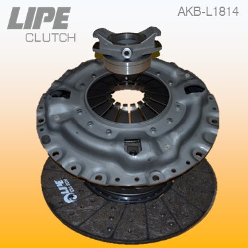380mm Clutch Kit for Volvo F6/FL6 trucks. Contact us to check your application details.