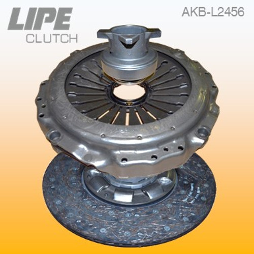 430mm Clutch Kit for MAN trucks including TGA. Contact us to check your application details.