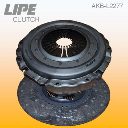 395mm Clutch Kit for Mercedes trucks including Atego / Atego II and Axor II. Contact us to check your application details.