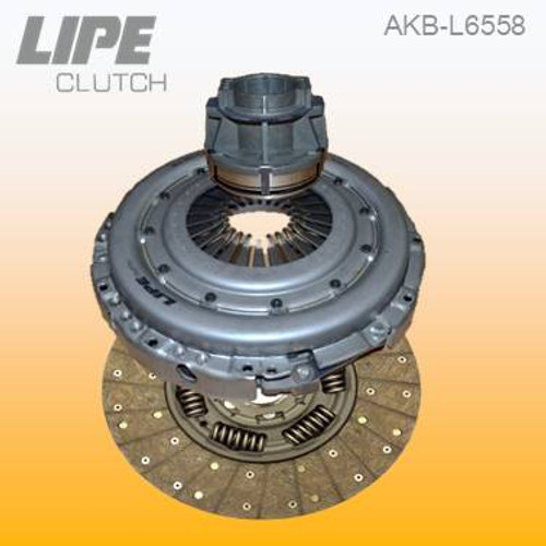 362mm Clutch Kit for DAF LF 45 trucks. Contact us to check your application details.