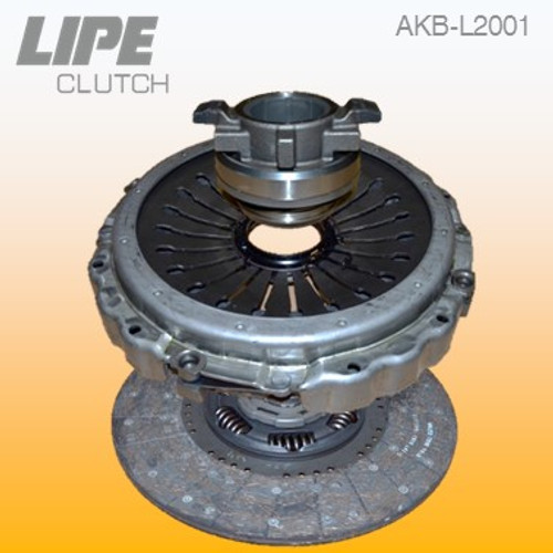 395mm Clutch Kit for MAN trucks including CLA / L/M2000 and TGM. Contact us to check your application details.