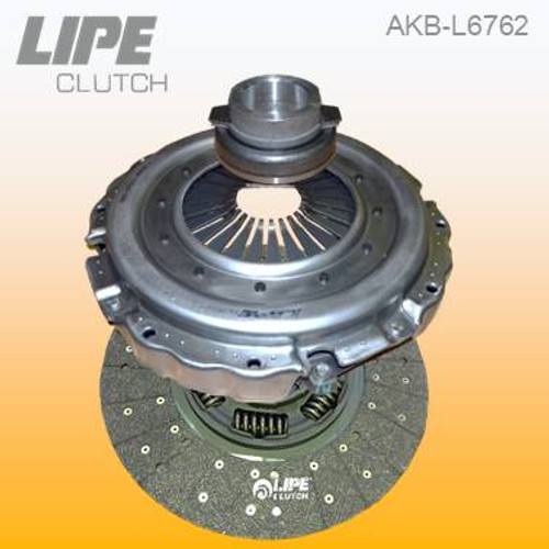 395mm Clutch Kit for DAF trucks including CF/LF45/55-Series. Contact us to check your application details.