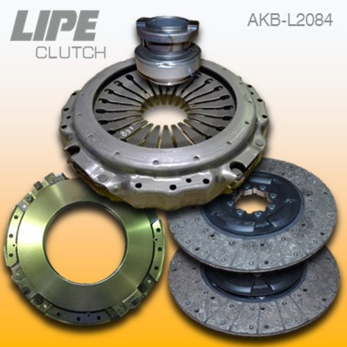 400mm Twin Clutch Kit for Mercedes trucks including Actros / Axor. Contact us to check your application details.
