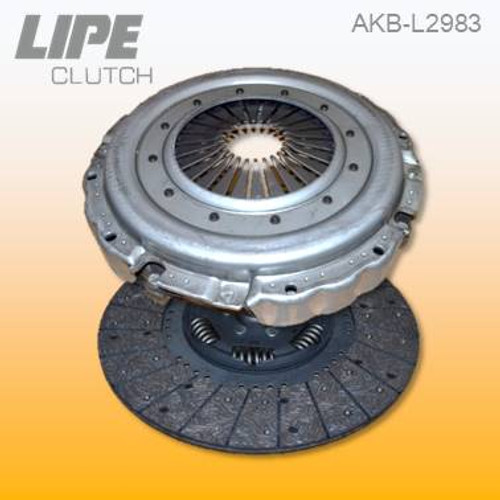 395mm Clutch Kit for Mercedes Atego trucks. Contact us to check your application details.