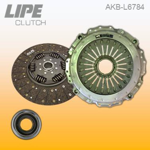 430mm Clutch Kit for Scania trucks including P,G,R,T series. Contact us to check your application details.