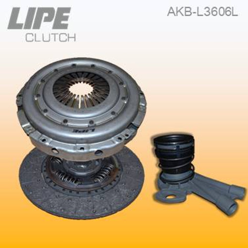 362mm Clutch Kit for Mercedes Atego/Atego II trucks. Contact us to check your application details.