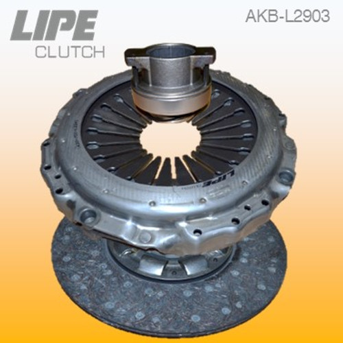 430mm Clutch Kit for Scania 4-Series trucks. Contact us to check your application details.