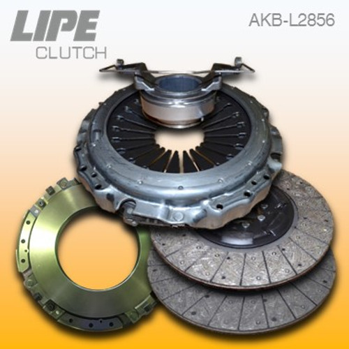 400mm Twin Clutch Kit for Volvo FH/FM and FMX trucks. Contact us to check your application details.