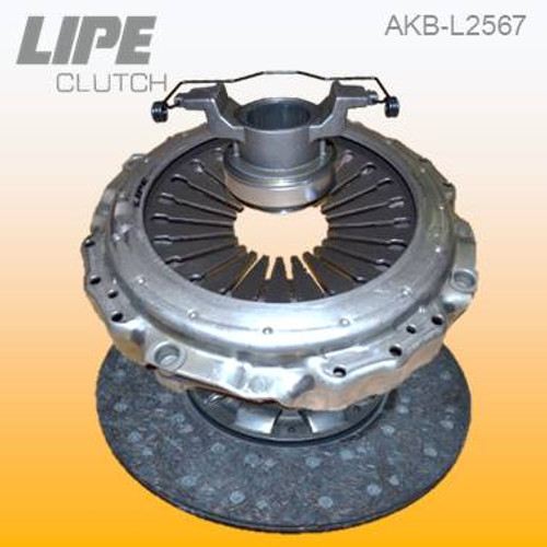 430mm Clutch Kit for Volvo FM9/FH and FM trucks. Contact us to check your application details.