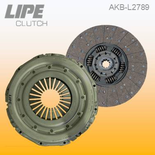 362mm Clutch Kit for MAN L2000 and TGL trucks. Contact us to check your application details.