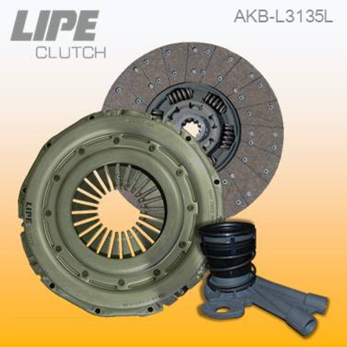 362mm Clutch Kit for MAN L2000 and M2000 trucks. Contact us to check your application details.