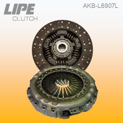 430mm Clutch Kit for Renault C/D/K/T-Series and Volvo FH/FM/FMX trucks. Contact us to check your application details.