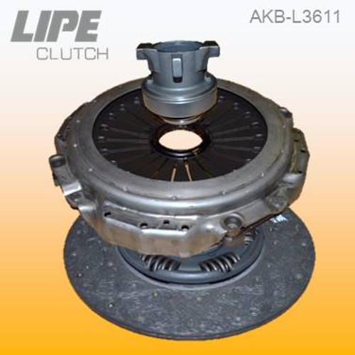 430mm Clutch Kit for MAN trucks including TGA/TGS/TGX. Contact us to check your application details.
