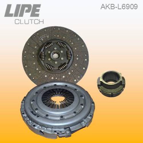362mm Clutch Kit for Iveco Eurocargo Tector trucks. Contact us to check your application details.