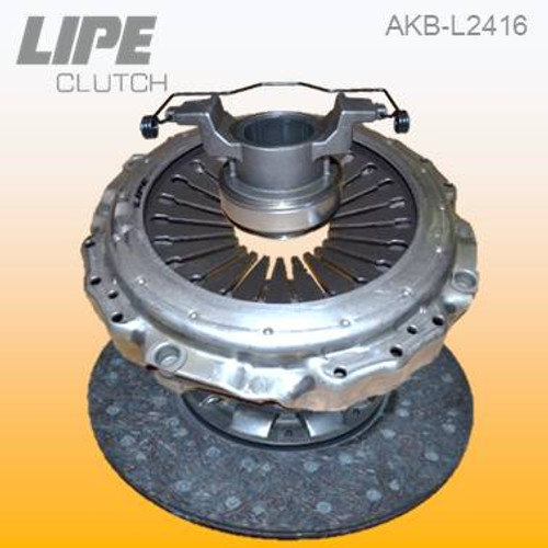 430mm Clutch Kit for Volvo FH 12 and FM12 trucks. Contact us to check your application details.