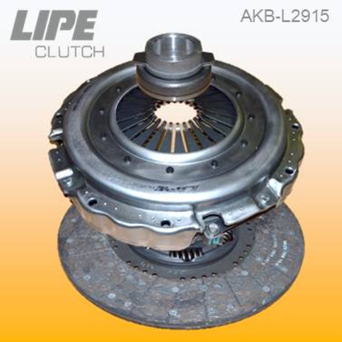 395mm Clutch Kit for DAF LF 55 trucks. Contact us to check your application details.
