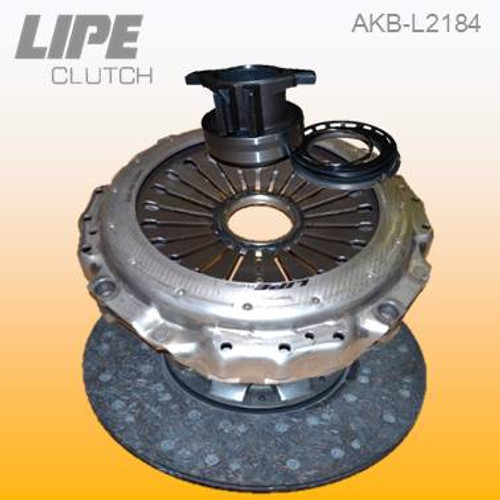 430mm Clutch Kit for Scania 3-Series trucks. Contact us to check your application details.