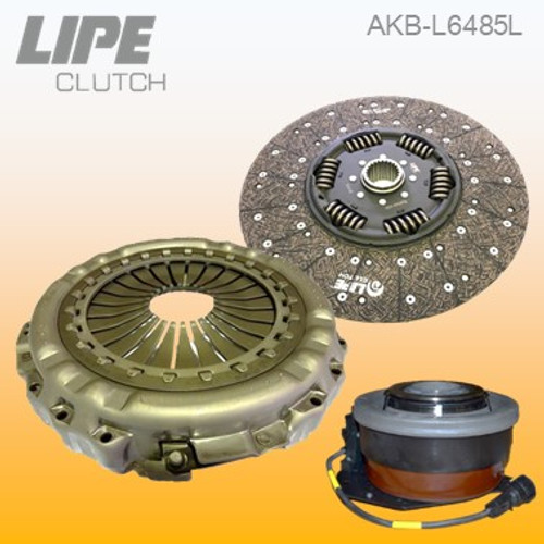 430mm Clutch Kit for Renault Premium II and Volvo FE and FMX trucks. Contact us to check your application details.