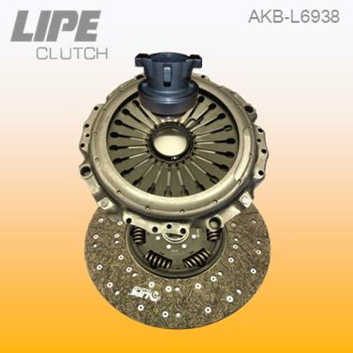 430mm Clutch Kit for DAF CF trucks. Contact us to check your application details.