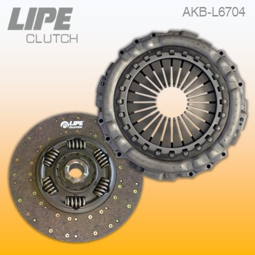 430mm Clutch Kit for Renault Kerax/Magnum/Premium and Volvo FH/FM/FMX trucks. Contact us to check your application details.