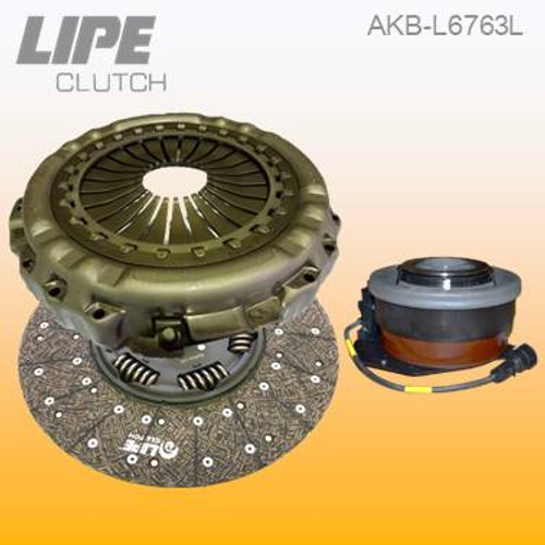 430mm Clutch Kit for Renault C/D-Series and Premium and Volvo FH/FM/FMX trucks. Contact us to check your application details.